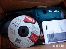 SUPPORT EQUIPMENT MAKITA 7 ANGL