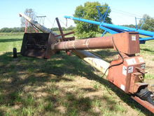"Westfield 61'- 10"" PTO auger w/"