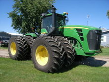 JD 9530 DT830 4WD tractor