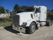 2003 Kenworth T800B, Truck