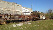 P&H Bridge Crane with Four Rail