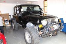 2002 SAHARA EDITION JEEP (MANUA