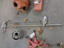 (2) Manual Pipe Benders