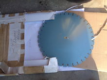 "24"" Diamond Saw Blade"