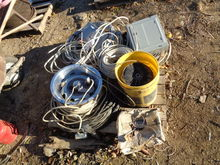 Electric Cable and Boxes