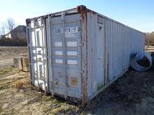 40' Overseas Storage Container