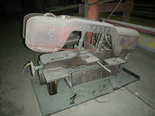 JOHNSON J HORIZONTAL BAND SAW