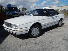 1987 Cadillac Allante CONVERTIB