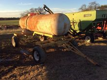 1000 gal. Anhydrous Tank/Hamby