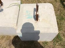 Armstrong AG Concrete Weight Bl