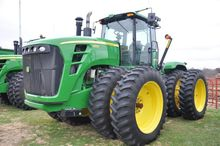 '09 JD 9330 4wd tractor