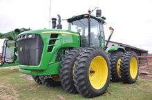 '11 JD 9230 4wd tractor