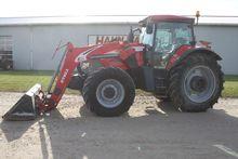 McCormick XTX 145 4wd tractor,