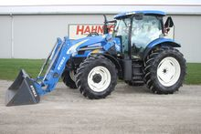 2008 NH T6030 Plus 4wd tractor,