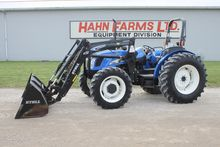 2007 NH TN 85 A 4wd tractor, St