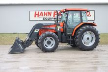 Agco LT85 4wd tractor, cab, air