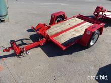 2007 Barreto Single Axle E4X6TB