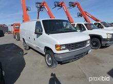 2005 Ford E250 VAN VNA80410 pow