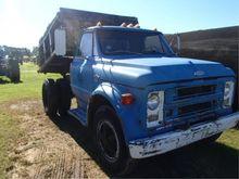 68 Chevy 2 Ton Contractor Dump