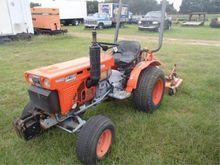 Kubota 4 Wheel Tractor B7100