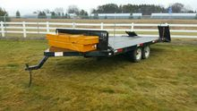 '86 Shop Built TA Trailer