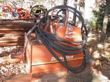 Ditch Witch 210 Earth Auger