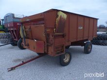 Schuler Silage Wagon