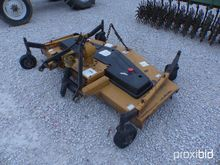 Used 3pt. 6ft. Finish Mower