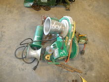 CABLE PULLER, ELECTRIC