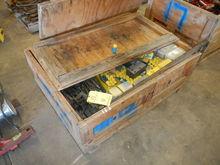 BOX OF CADWELL WELDING SUPPLIES