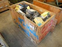 BOX OF CADWELL CONNECTION MOLD