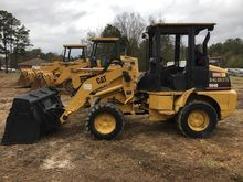 2006 CAT 904B RUBBER TIRED LOAD