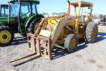 Ford 4500 Industrial Tractor w/