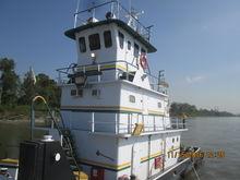 1980 M/V Unclenu Tugboat