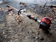 Red Max Gas String Trimmer