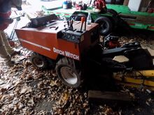 Ditch Witch 255 SX Cable Plow -