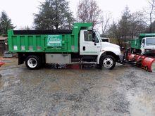 2004 IH 4300 Dump Truck w/Weste