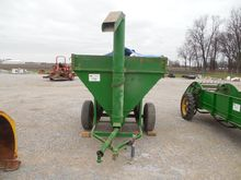 Grain-O-Matic 10 with PTO Drive