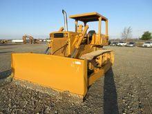 Komatsu D65E-6 Crawler Tractor