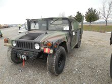 1990 Hummer H1 Military Vehicle