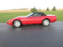 1991 Chevrolet Corvette Convert