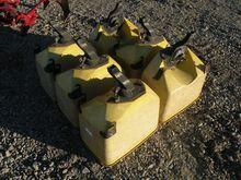 (6) John Deere 7100 Plateless P