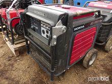 Honda EU6500IS Generator, gas