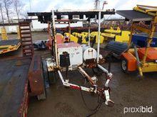Tracon Arrow Board, diesel, tra