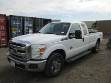 2011 Ford F250XLT Extended-Cab