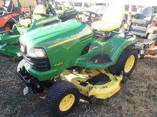 John Deere X485 Riding Mower