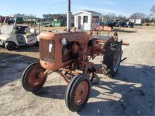 B Allis Chalmers with Cultivato