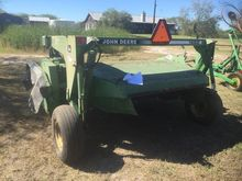 John Deere 1460 Disc Mower and