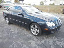 2004 Mercedes-Benz CLK COUPE