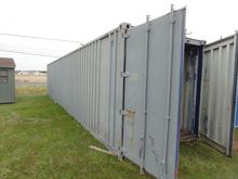 #237 8 X 40 SHIPPING CONTAINER